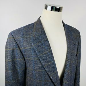 Hugo Boss Mens 42R Apollon Vintage Sport Coat